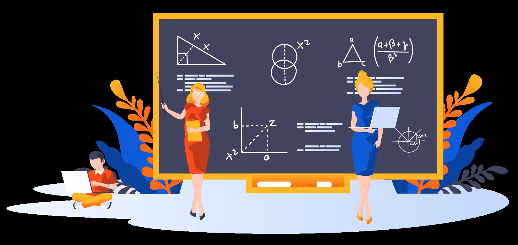 teaching career