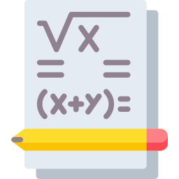 math sat and act icon