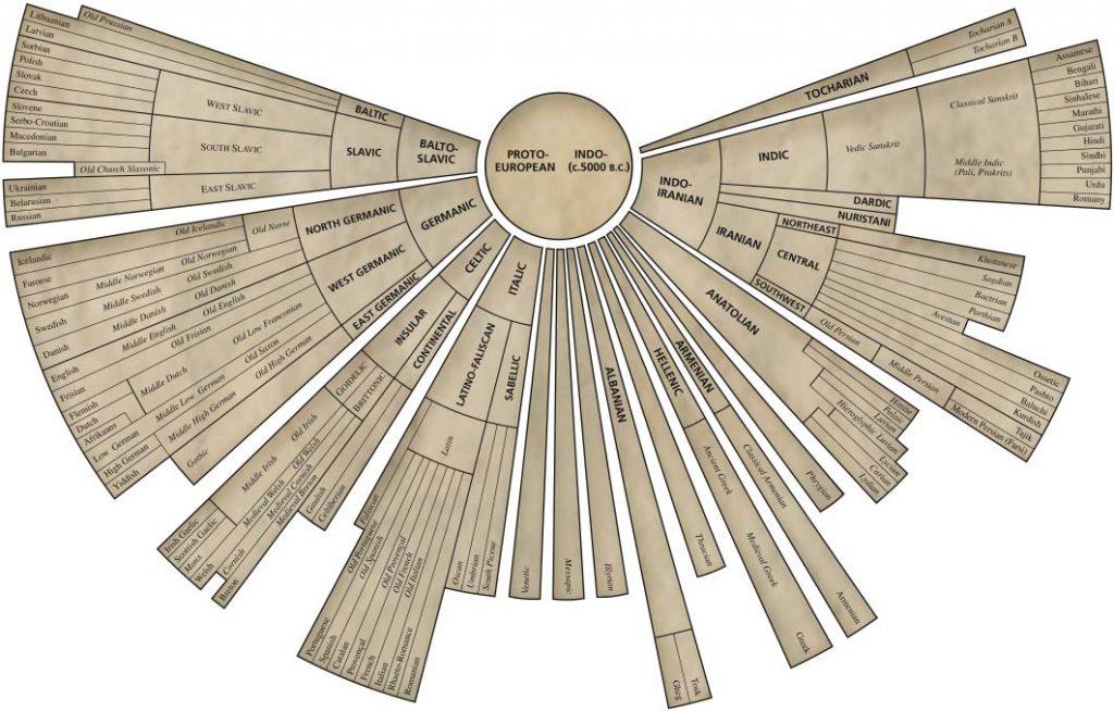 history of language