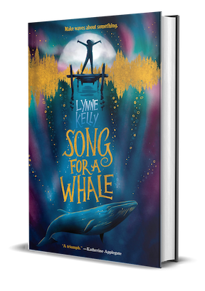song for a whale book cover