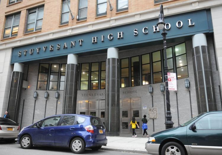 specialized high school stuyvensant