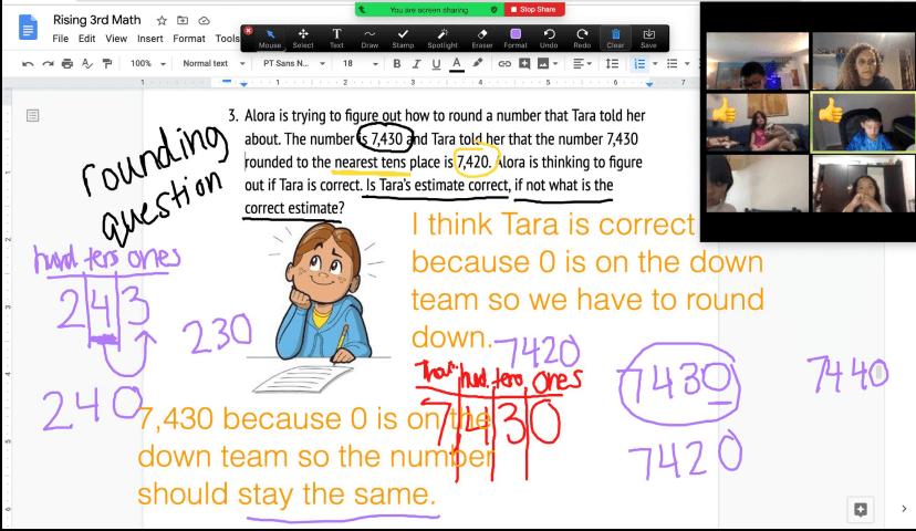 online tutoring screenshot 4