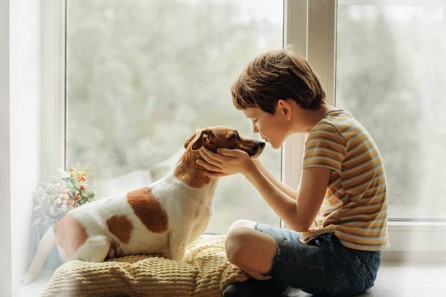 Can An Old Dog Teach Your Child New Tricks?